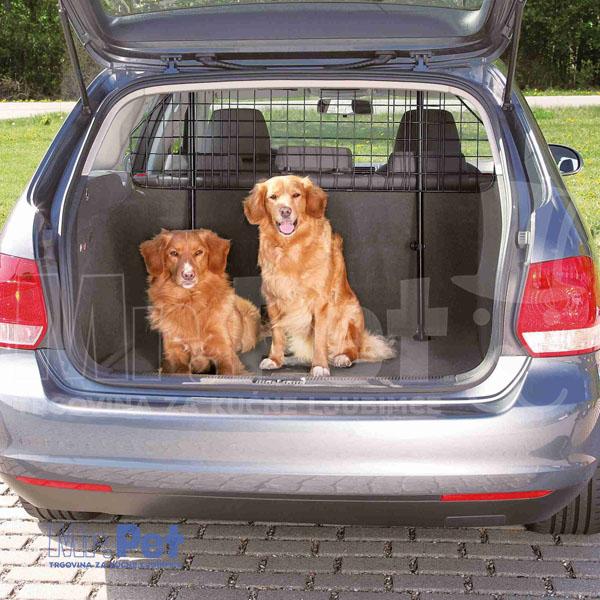 TRIXIE zaštitna ograda za prtljažnik automobila Car Dog Guard
