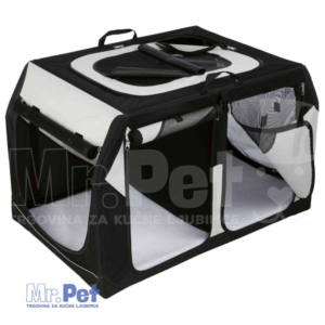 TRIXIE Vario Double Mobile Kennel transportni boks