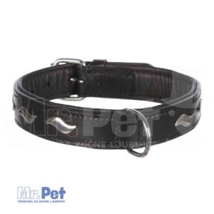 TRIXIE ACTIVE kožna ogrlica za pse sa nitnama