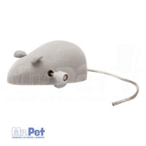 TRIXIE igračka za mačke miš NA NAVIJANJE