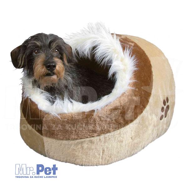 TRIXIE Minou Cuddly Cave ležaljka za mačke i manje pse