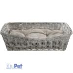 TRIXIE BE NORDIC Basket pletena ležaljka za pse i mačke