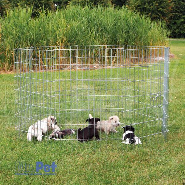 TRIXIE METALNA OGRADA za pse Puppy Run