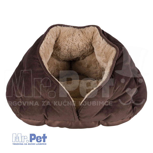 TRIXIE Malu Cuddly Cave ležaljka za mini pse i mačke