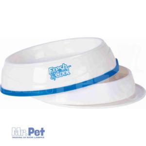 TRIXIE plastična činija za psa Fresh i Cool