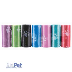 TRIXIE Dog Dirt Bags plastične higijenske kesice