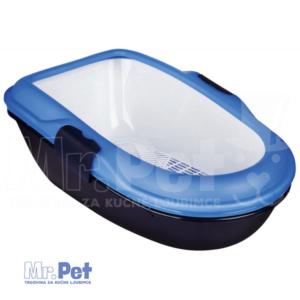 TRIXIE Berto Threepart toalet za mačke sa separatorom