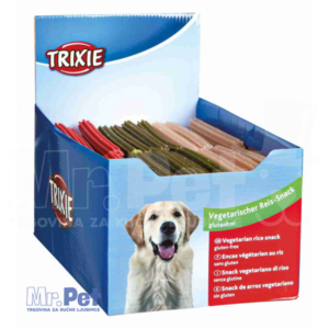 TRIXIE 2 poslastice za pse Rice Chewing Sticks