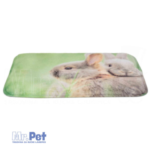 TRIXIE Lying Mat for Rabbits ležaljka za glodare, 39 x 29 cm
