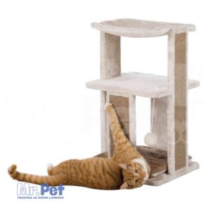 TRIXIE Eugen Scratching Post EUGEN grebalica za mačke, 38 x 38 x 67 cm