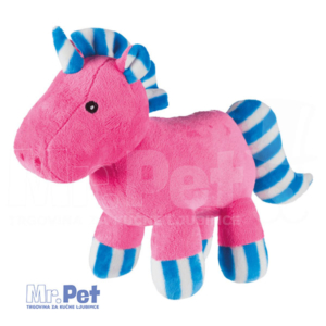 TRIXIE Dog Toy Unicorn igračka za pse plišani jednorog 28  cm