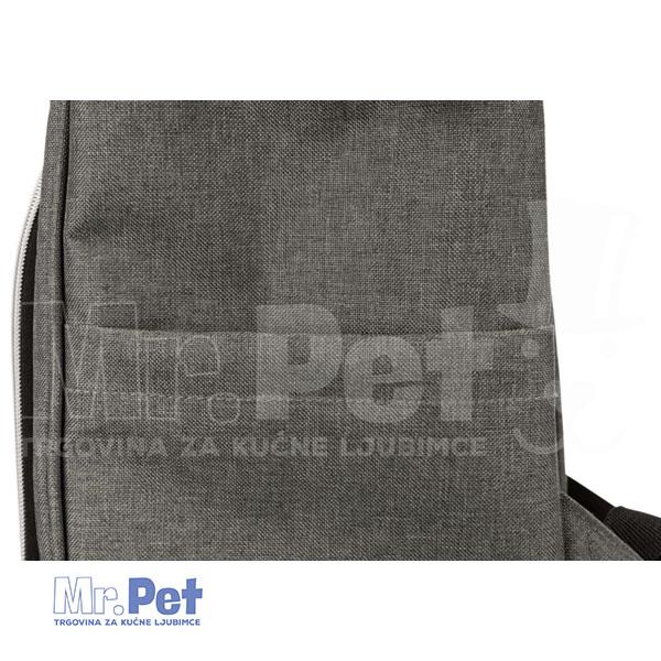 TRIXIE Ava Backpack ranac za nošenje ljubimca, 32 x 42 x 22 cm/do 10kg