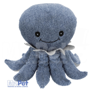 TRIXIE BE NORDIC Octopus Ocke igračka za pse plišana HOBOTNICA 25 cm