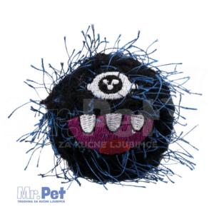 TRIXIE Set of Rattling Balls, igračka za mačke LOPTICE, 5 cm/2kom