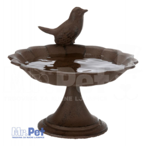 TRIXIE Water Bowl METALNA POJILICA, 250ml/16 cm