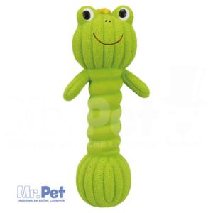 TRIXIE Dumbbell Frog for Dogs teg u obliku žabe 18 cm