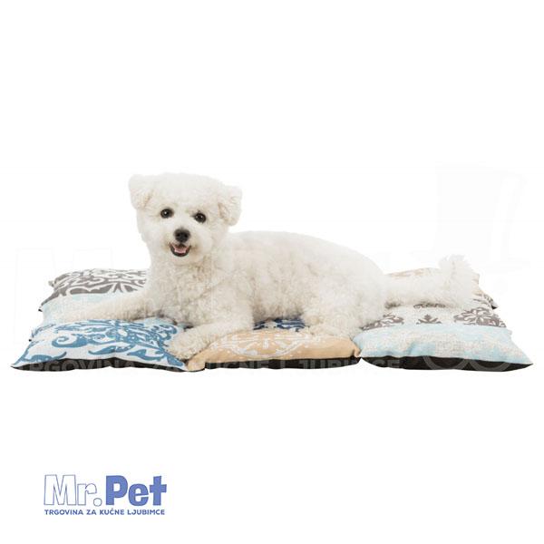 TRIXIE Patchwork Lying Mat ĆEBE ležaljka za pse i mačke 80 x 55 cm