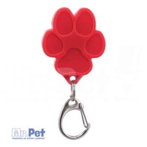 TRIXIE USB Flasher for Dogs flasher svetleći privezak za pse, 3,5 x 4,3 cm