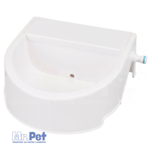 TRIXIE Automatic Outdoor Water Trough pojilica za pse i mačke 1,5l/20 x 10 x 23  cm