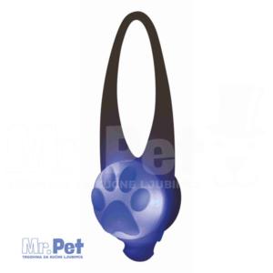 TRIXIE Flasher for Dogs svetleći privezak za pse, 2,4 x 8 cm