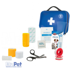 TRIXIE First Aid Bandage Kit set za prvu pomoć