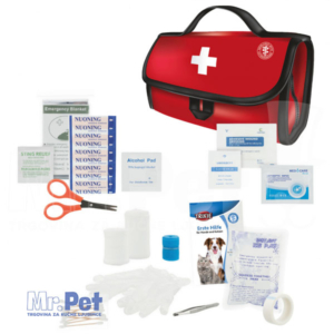 TRIXIE Premium First Aid Kit set za prvu pomoć