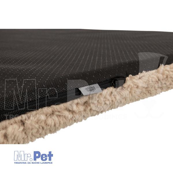 TRIXIE Bendson Vital Lying Mat ležaljka za pse 80 x 55 x m, BEŽ