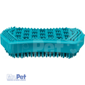 TRIXIE Massage Brush ČETKA 6 x 12 cm