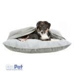 TRIXIE Melle Cushion with Blanket jastuk ležaljka za pse MELLE, 80 x 60 cm