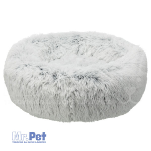 TRIXIE Harvey Bed krevet ležaljka za pse, roze-beli ø 50 cm