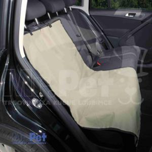 TRIXIE Protective Car Seat Cover, dividable zaštita i prekrivač za sedište automobila