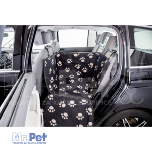 TRIXIE Protective Car Seat Cover with Side Parts prekrivač sedišta automobila sa stranicama