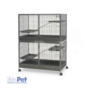 SAVIC Pets' Favourite kavez za glodare Suite Royal XL 115,5 x 67,5 x 146 cm