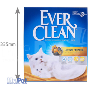 EVER CLEAN posip za mačji toalet Litterfree Paws