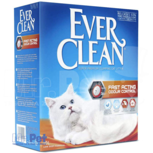 EVER CLEAN posip za mačji toalet Fast Acting