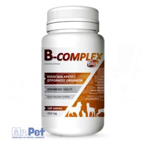 Vitamin B za pse – B Complex Plus