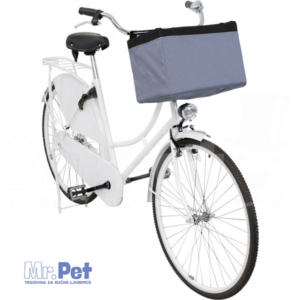 TRIXIE Dog Front Box for Bicycles torba za BICIKL