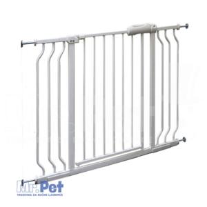 DUVO+ Dog safety barrier gate pregrada za pse 75 - 110 cm