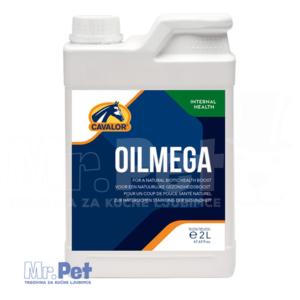 CAVALOR OilMega preparat za poboljšanje opšteg stanja i performansi konja, 2 l