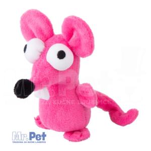 Rogz Comfort Plush Mouse, S, igračka za mačke od pliša