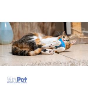 Rogz Comfort Plush Heart, S, igračka za mačke od pliša