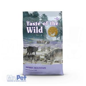 TASTE of the WILD hrana za pse Sierra Mountain Canine (divlja jagnetina) - 2 kg