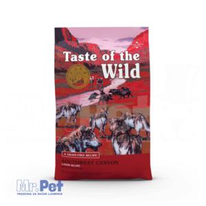 TASTE of the WILD hrana za pse Southwest Canyon Canine (meso divlje svinje) - 2 kg