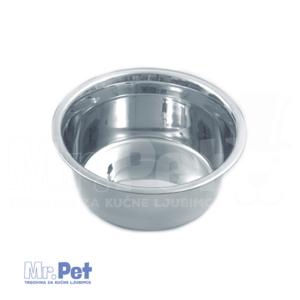 FLAMINGO činija za pse od nerđajućeg čelika 800 ml/Ø 16 cm