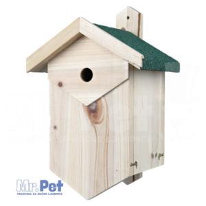 TRIXIE Nest box drvena gnezdilica/kućica za ptice