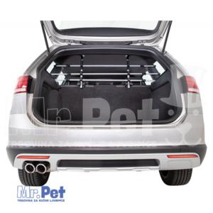 TRIXIE zaštitna alumin. ograda za prtljažnik automobila Car Dog Grid