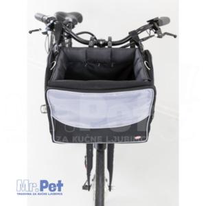 TRIXIE Dog Front Box trasportna korpa za biciklu