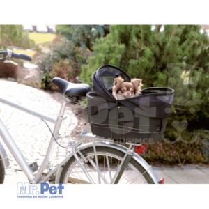 TRIXIE Bicycle Basket for Wide Bike Racks torba za BICIKLO sa širokim nosačem