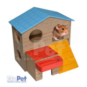 DUVO + Hamster Villa kućica za glodare