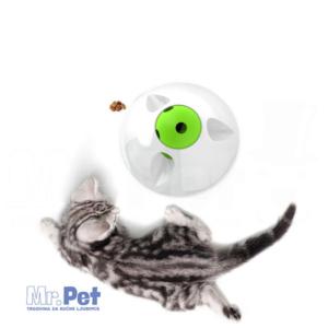 DUVO + Spin'n Snack Puzzle kreativna igračka za pse i mačke